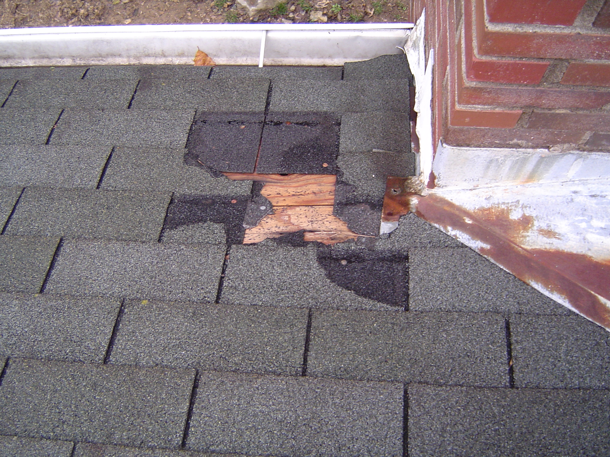 Roof Repairs Blown Off Amp Loose Shingles Rd Herbert Amp Sons